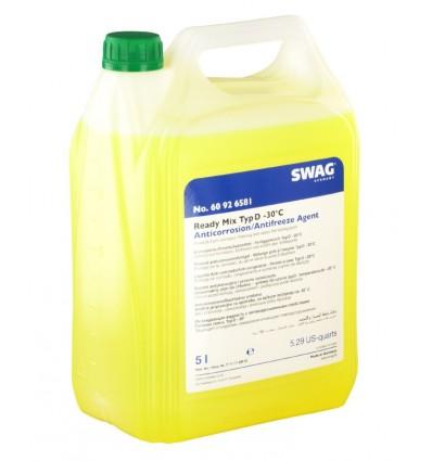 Охлаждающая жидкость SWAG Ready Mix Type D (зеленый) -30°C 5L