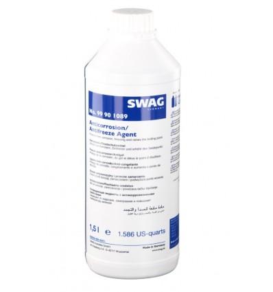 Охлаждающая жидкость SWAG G11 (синий) 1,5L