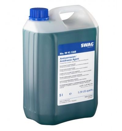 Охлаждающая жидкость SWAG G11 (синий) 5L