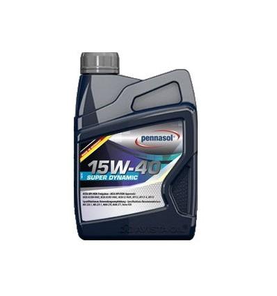 PENNASOL Super Dynamic SAE 15W-40 1L