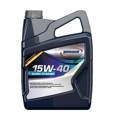 PENNASOL Super Dynamic SAE 15W-40 5L