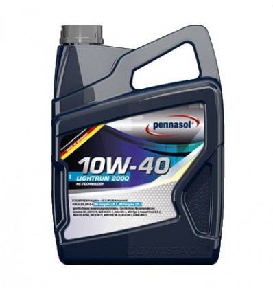PENNASOL Lightrun 2000 SAE 10W-40 5L