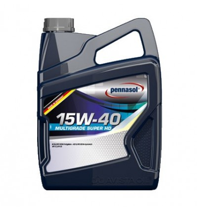 PENNASOL Multigrade Super HD SAE 15W-40 5L