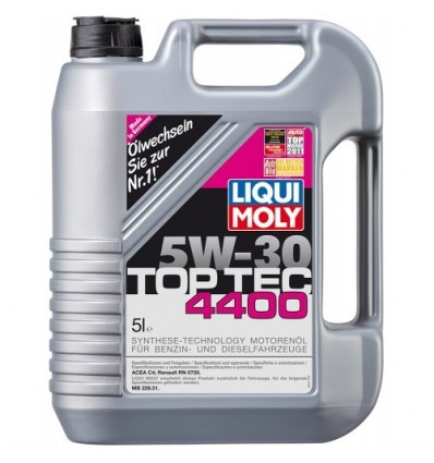 LIQUI MOLY Top Tec 4400 SAE 5W-30