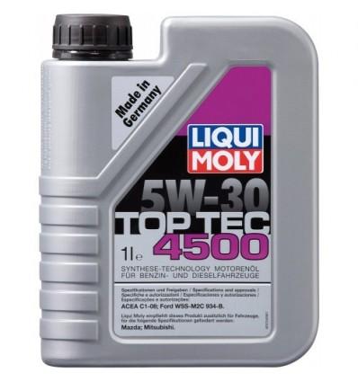 LIQUI MOLY Top Tec 4500 SAE 5W-30