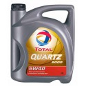 Масло моторное TOTAL Quartz 9000 SAE 5W-40 4L