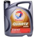Масло моторное TOTAL Quartz 9000 SAE 5W-40 5L
