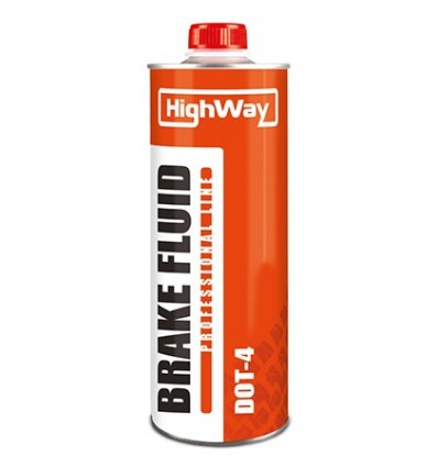HighWay DOT-4 500ml