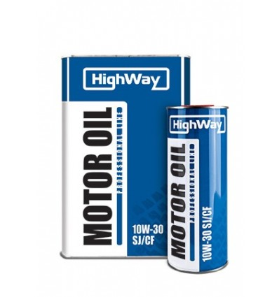 HighWay 10W-30 SJ/CF 1L
