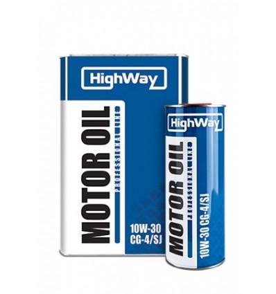 HighWay 10W-30 CG-4/SJ 4L