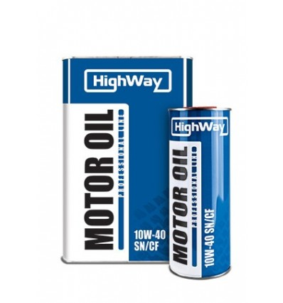 HighWay 10W-40 SN/CF 4L