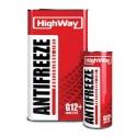 Охлаждающая жидкость HighWay Antifreeze-40 Long Life G12+ 5kg