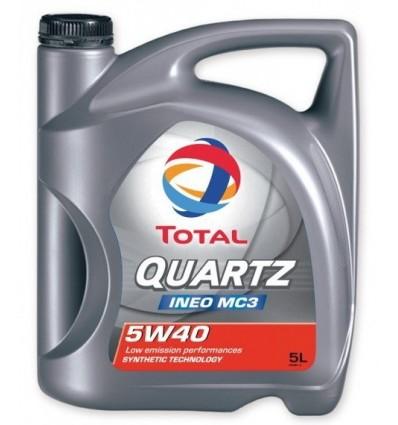 TOTAL Quartz Ineo MC3 5W-40 5L