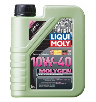 LIQUI MOLY Molygen New Generation 10W-40 1L