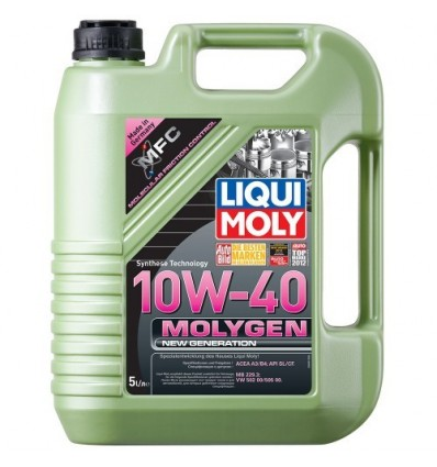 LIQUI MOLY Molygen New Generation 10W-40 5L