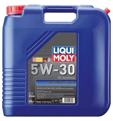 LIQUI MOLY Optimal HT Synth SAE 5W-30 20L