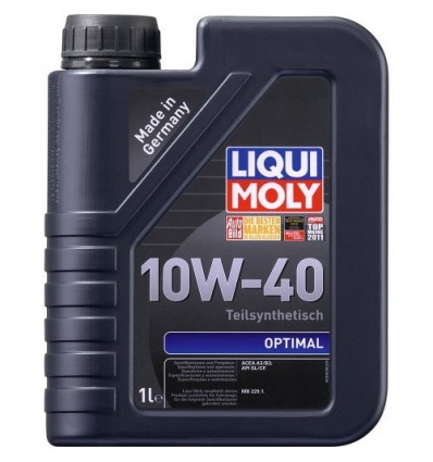 LIQUI MOLY Optimal SAE 10W-40 1L