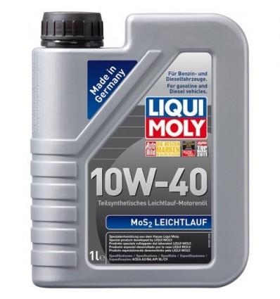 LIQUI MOLY MoS2 Leichtlauf SAE 10W-40 1L
