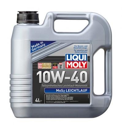 LIQUI MOLY MoS2 Leichtlauf SAE 10W-40 4L