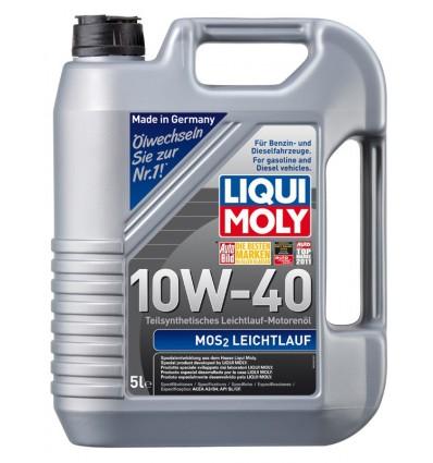 LIQUI MOLY MoS2 Leichtlauf SAE 10W-40 5L