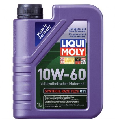 LIQUI MOLY Synthoil Race Tech GT1 10W-60 1L
