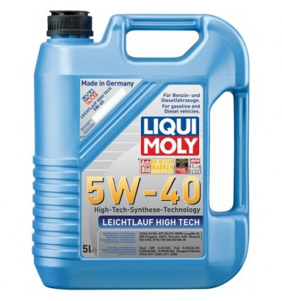 LIQUI MOLY Leichtlauf High Tech 5W-40 5L