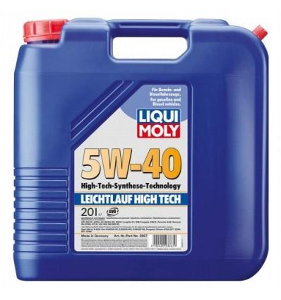 LIQUI MOLY Leichtlauf High Tech 5W-40 20L