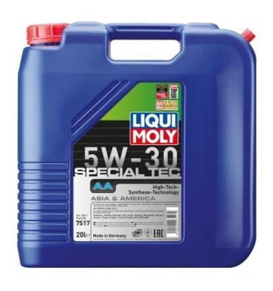 LIQUI MOLY Special Tec AA SAE 5W-30 20L