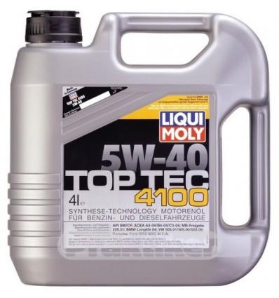 LIQUI MOLY Top Tec 4100 SAE 5W-40 4L