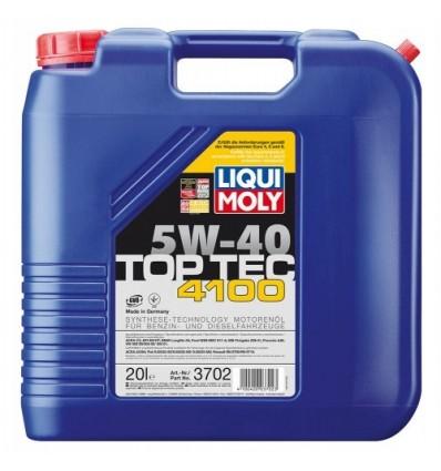 LIQUI MOLY Top Tec 4100 SAE 5W-40 20L