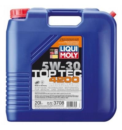 LIQUI MOLY Top Tec 4200 SAE 5W-30 20L