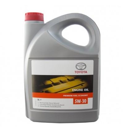 TOYOTA Fuel Economy SAE 5W-30 5L