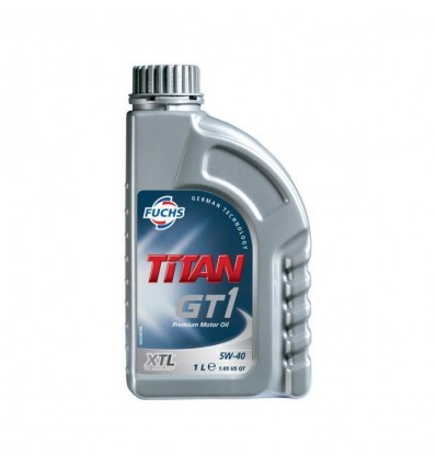 FUCHS Titan GT1 SAE 5W-40 XTL 1L