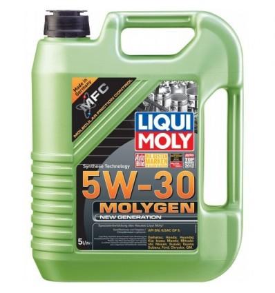 LIQUI MOLY Molygen New Generation SAE 5W-30 5L