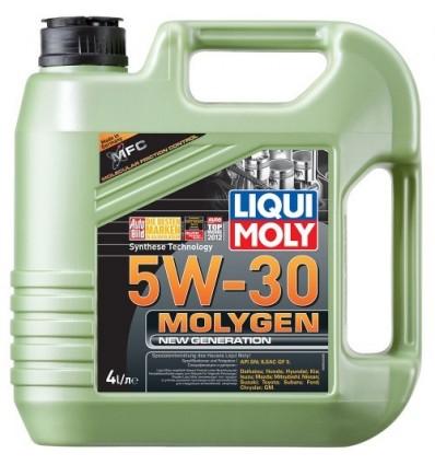 LIQUI MOLY Molygen New Generation SAE 5W-30 4L