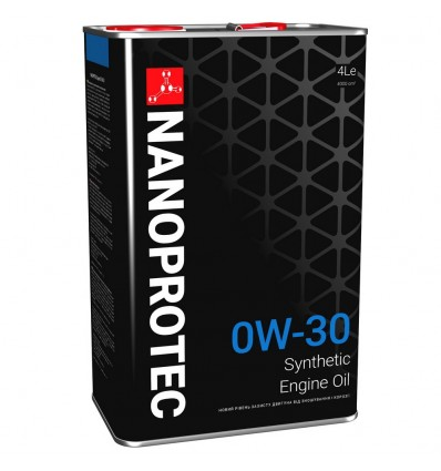 NANOPROTEC Engine Oil SAE 0W-30 4L