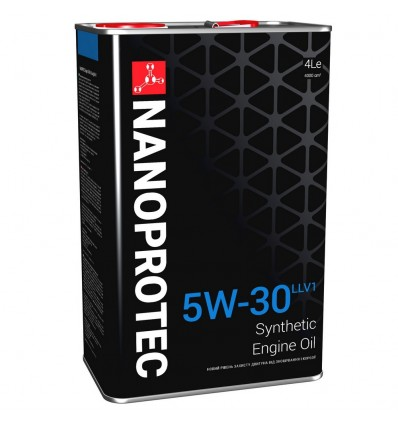 NANOPROTEC Engine Oil SAE 5W-30 Longlife V1 4L