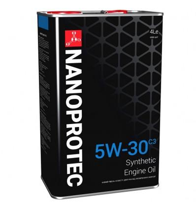 NANOPROTEC Engine Oil 5W-30 С3 4L