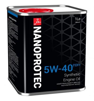 NANOPROTEC Engine Oil SAE 5W-40 PDI+ 1L