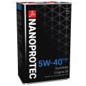 Масло моторное NANOPROTEC Engine Oil SAE 5W-40 PDI+ 4L