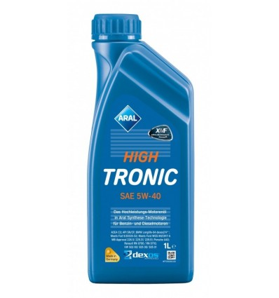 Aral HighTronic SAE 5W-40 1L