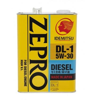 IDEMITSU Zepro Diesel DL-1 5W-30 4L