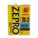 Масло моторное IDEMITSU Zepro Diesel DL-1 SAE 5W-30 (2156004) 4L