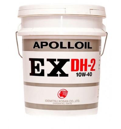 IDEMITSU APOLLOIL EX 10W-40 API DH-2/CJ-4 20L