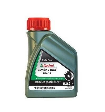 Castrol Brake Fluid DOT-4 500ml