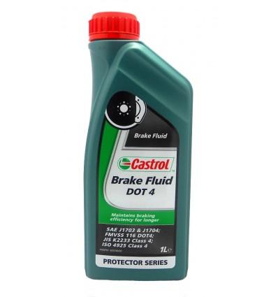 Castrol Brake Fluid DOT-4 1L