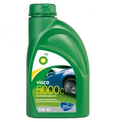 Масло моторное BP Visco 5000 SAE 5W-40 1L