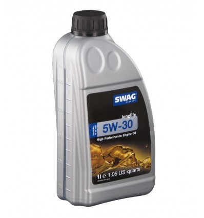 Масло моторное SWAG SAE 5W-30 Longlife 1L